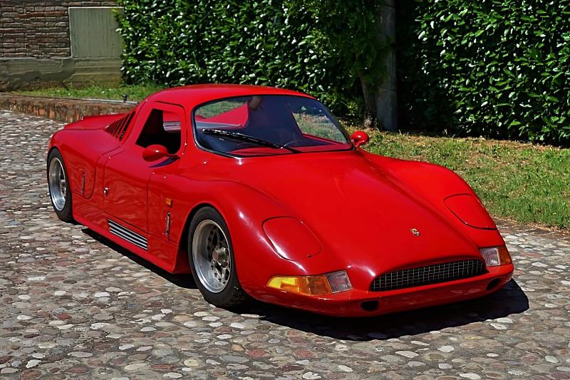 1992 Bandini 1000 Turbo Berlinetta 16v