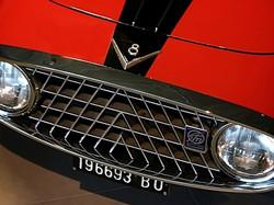 1952 Fiat 8V Vignale Demon Rouge Coupe  (8)