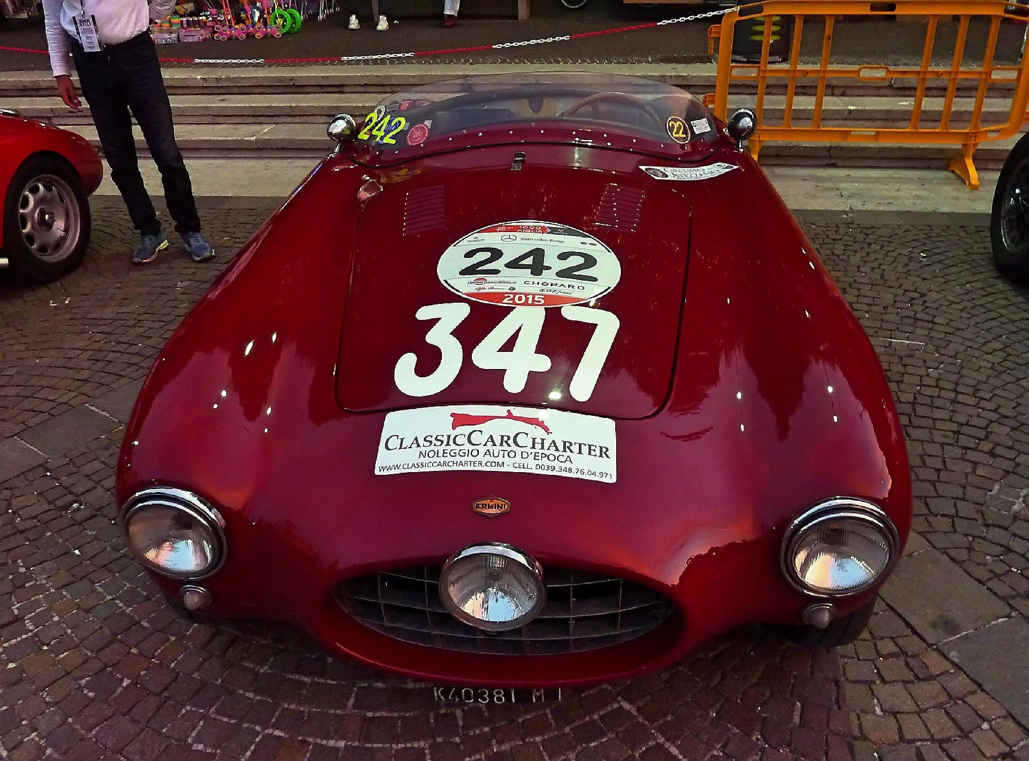 1952 Ermini 1100 Sport Internazionale by Motto (10)