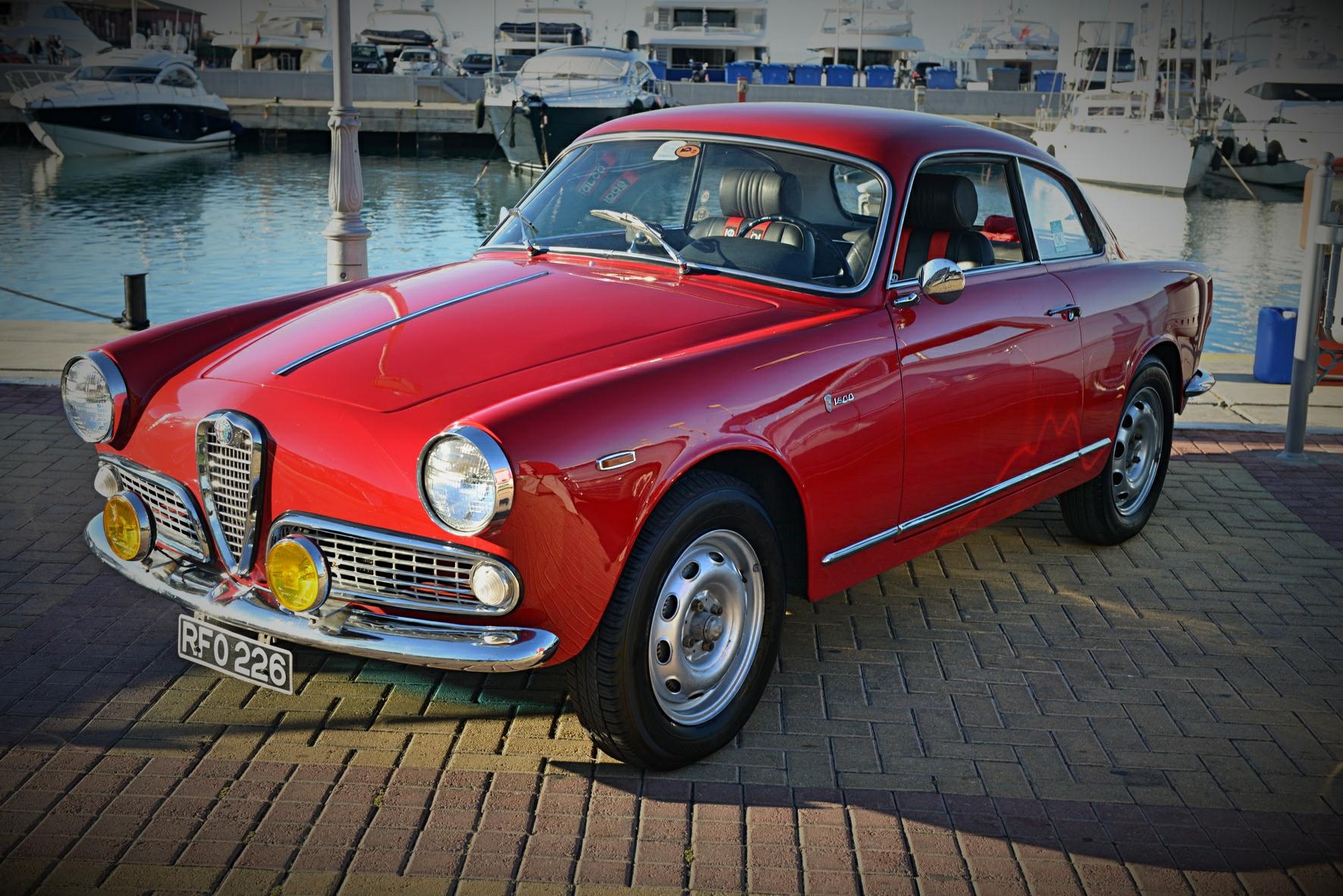 1962 ALFA GIULIA SPRINT