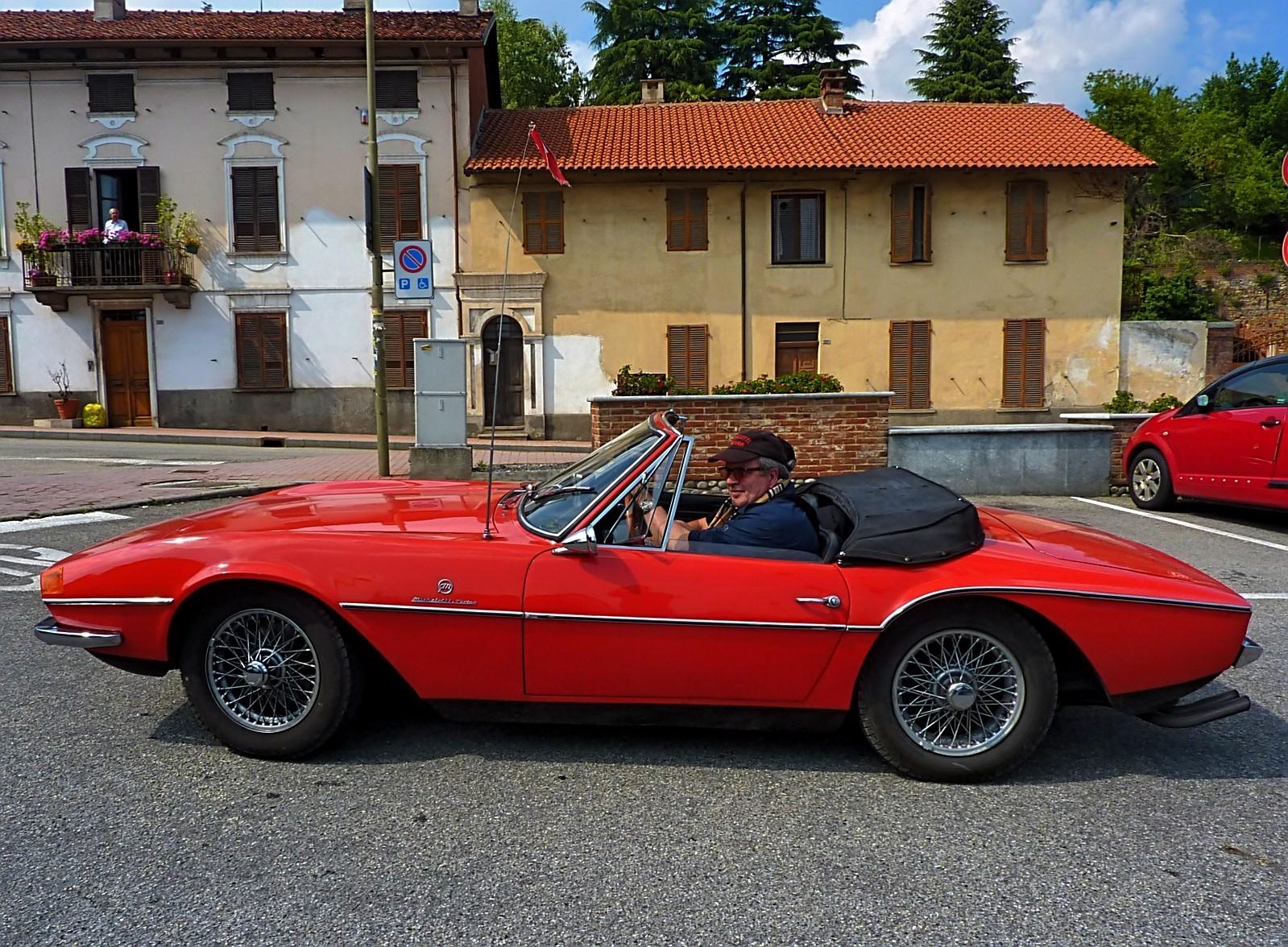 1968 Michelotti TR5 Ginevra Prototype (13)