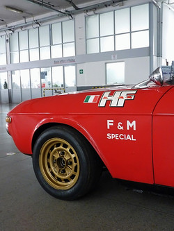 1969 Lancia Fulvia HF Barchetta F&M (Sandro  Munari) (20)