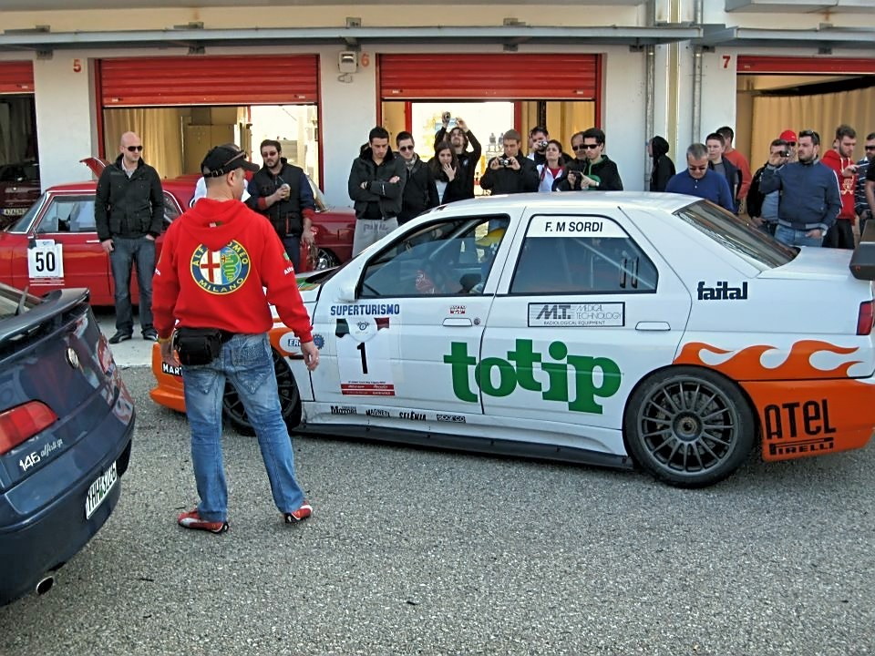 1992 Alfa Romeo 155 GTA S1 (9)
