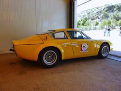 1965 Abarth Simca 2000 GT Corsa Longnose (2)