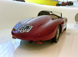 1943 Stanguellini 1100 Barchetta Alla d' Oro  (13)