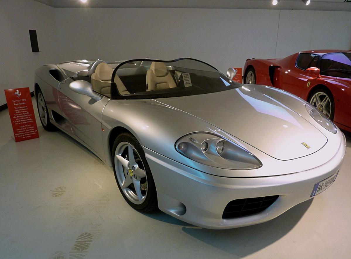Museo Ferrari Maranello (3).jpg