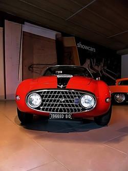 1952 Fiat 8V Vignale Demon Rouge Coupe  (5)
