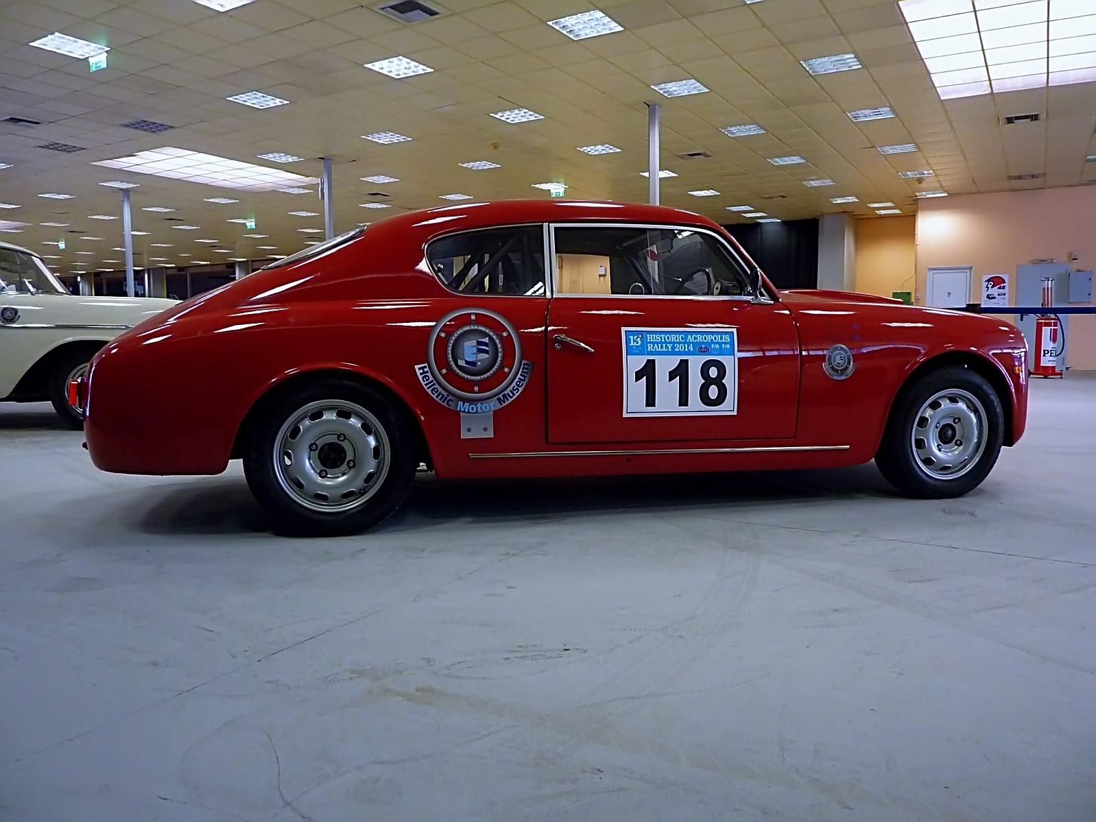 1953 Lancia Aurelia B24 ex L (35)