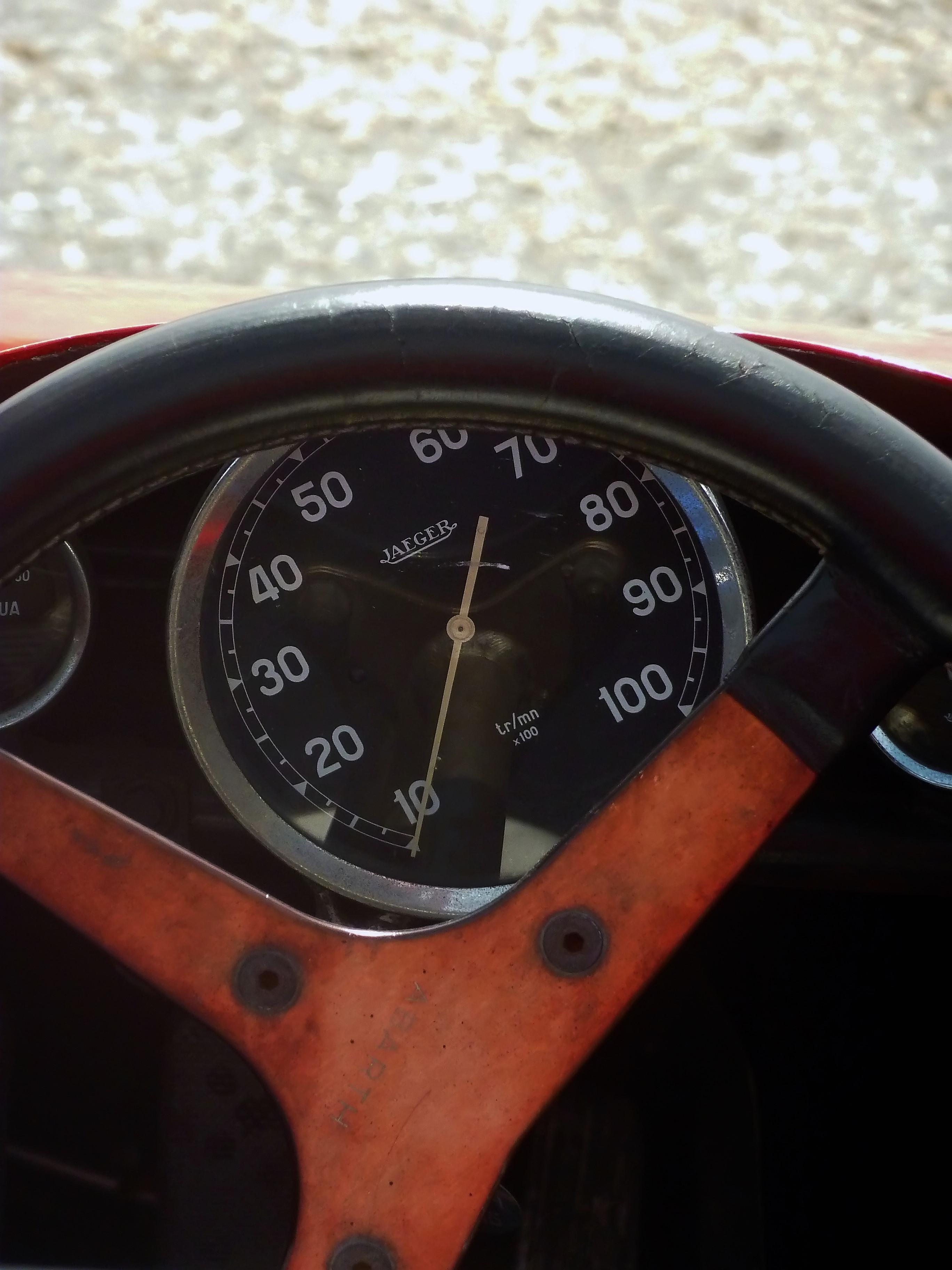 1971 Abarth 1300 SE 018 Biposto Cuneo (20)