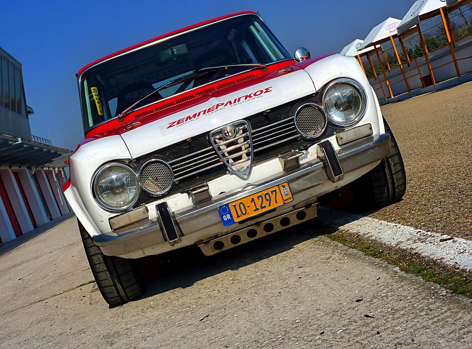 Alfa Romeo Giulia Super (9)