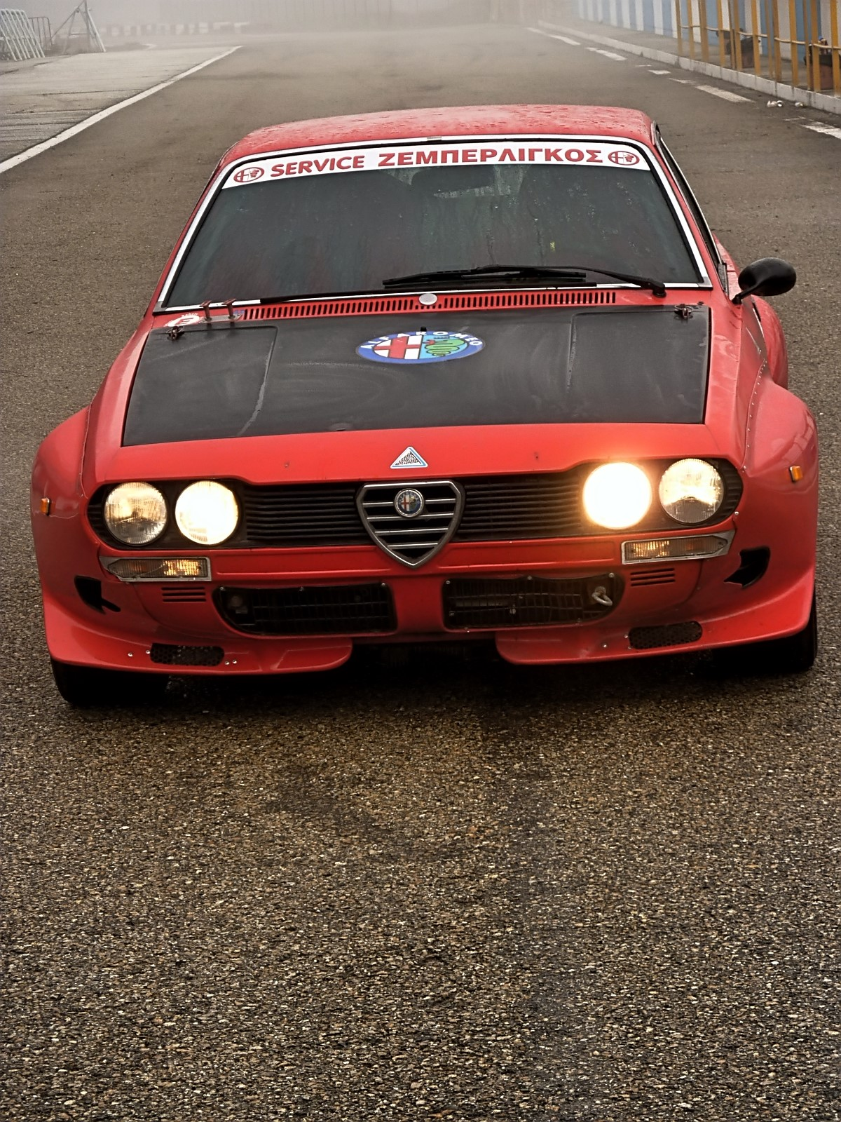 1974 Alfa Romeo Alfetta GT 1800 Group 2 (36)