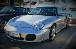 2002 PORSCHE 911/996 TURBO