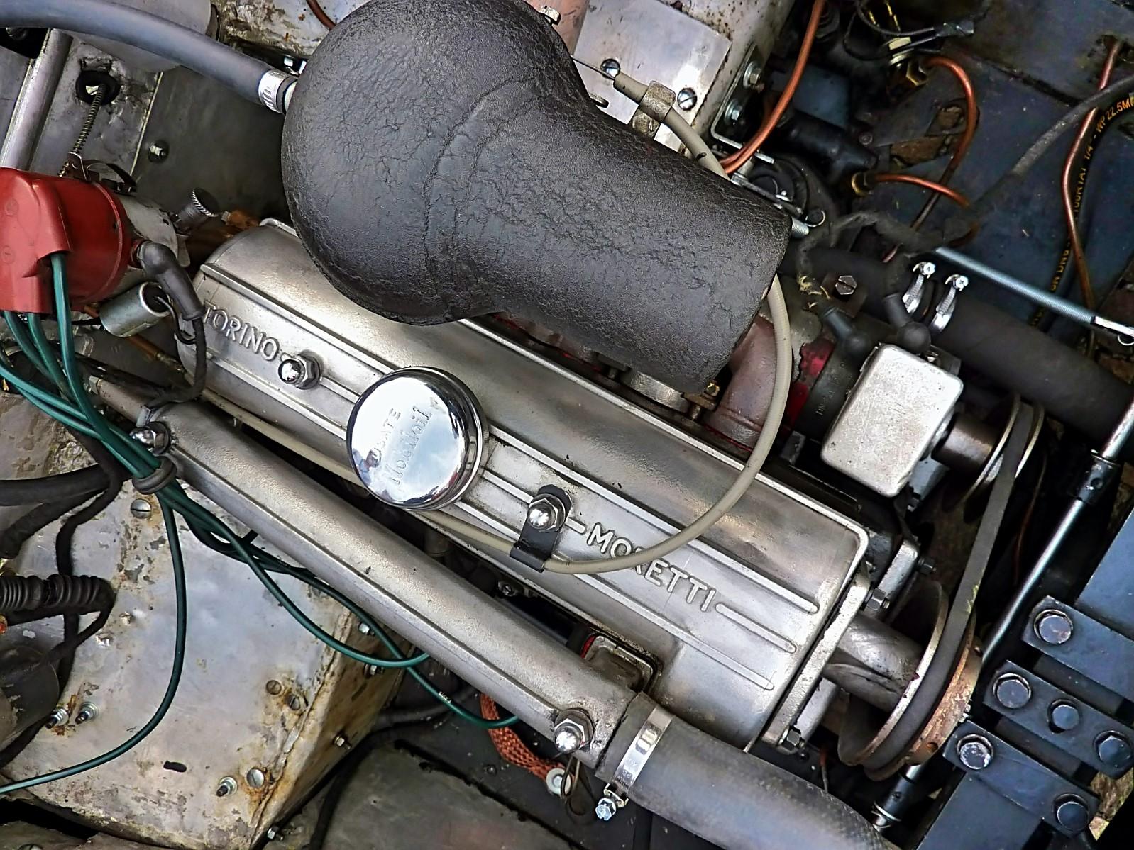 1953 Moretti 750 Sport (23)