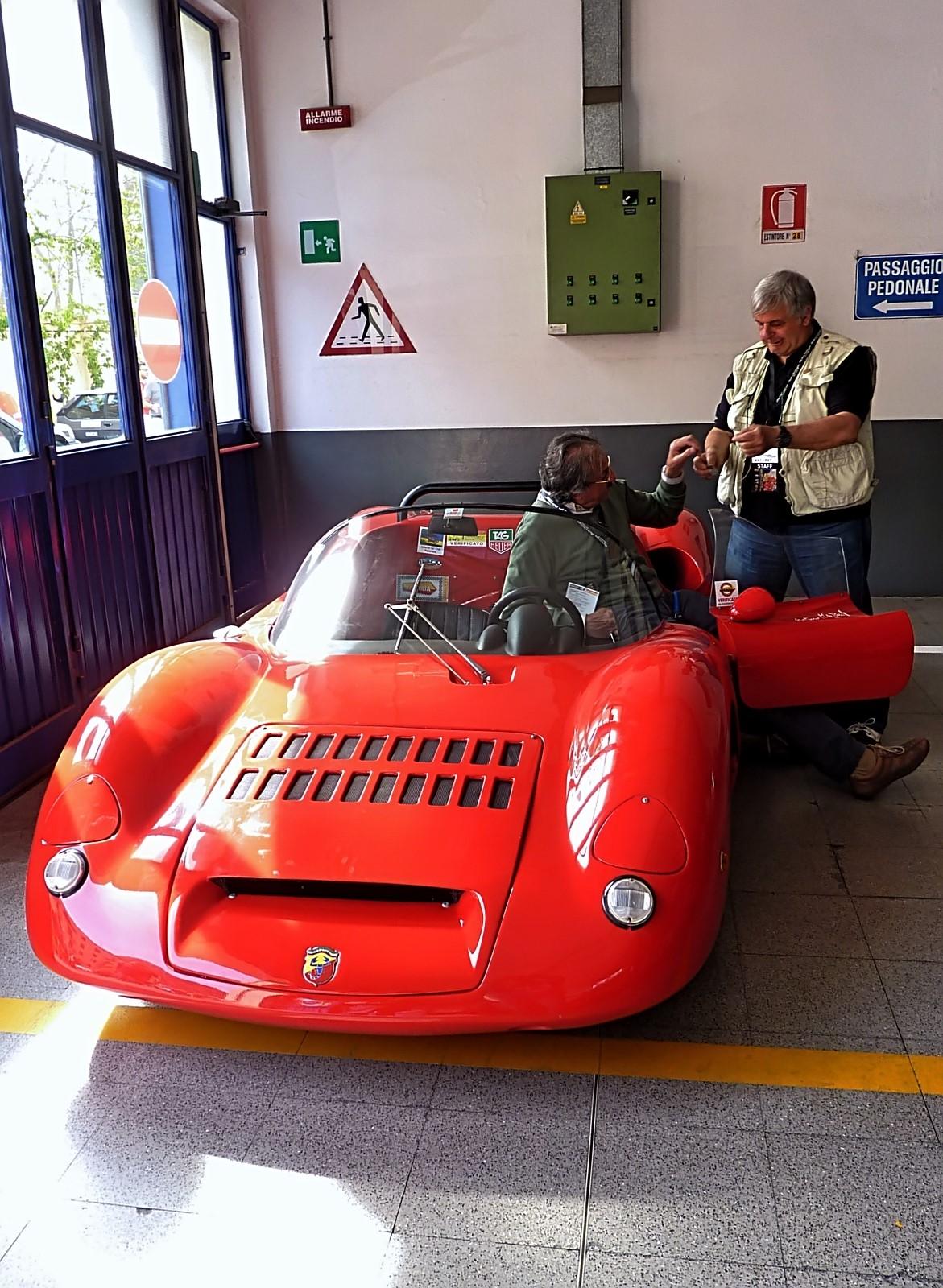 1966-71 Abarth 1000 SP (20)
