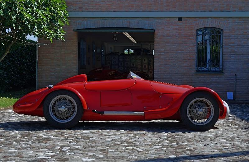 1956 Bandini 750 Sport Siluro