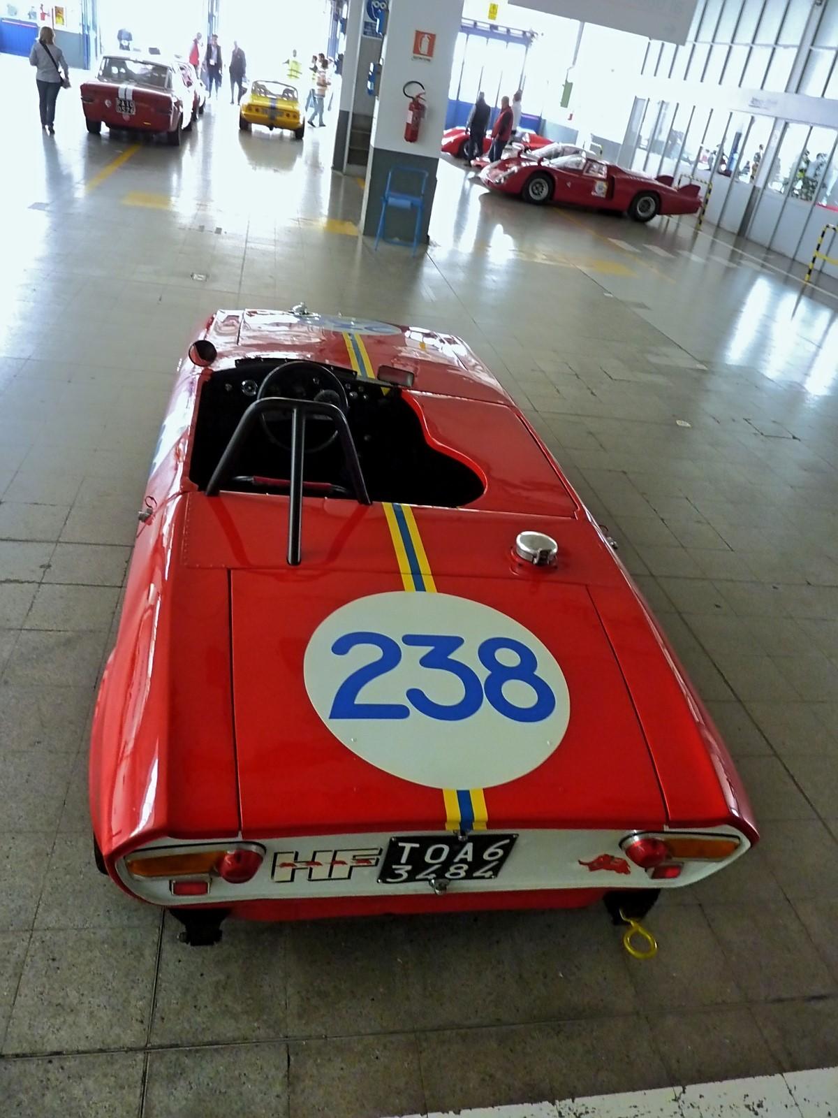1969 Lancia Fulvia HF Barchetta F&M (Sandro  Munari) (19)