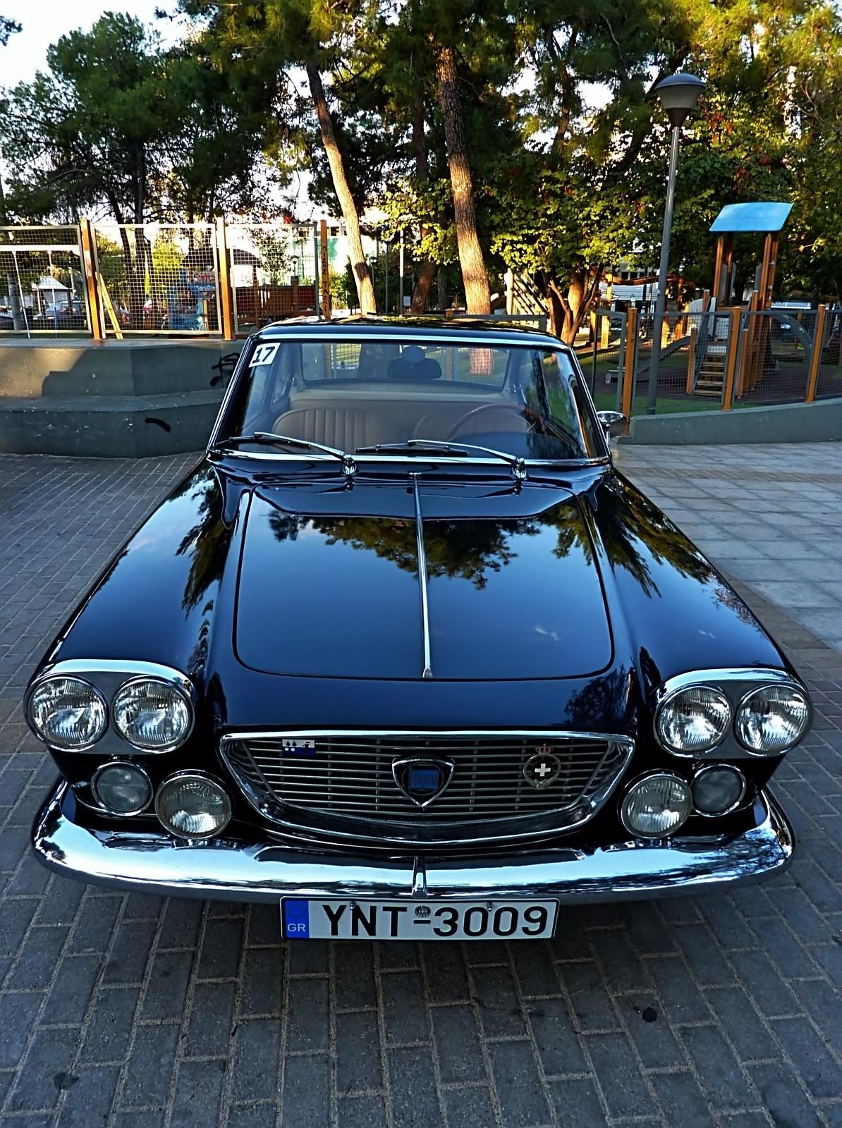 1968 Lancia Flavia PF Iniezione (23)