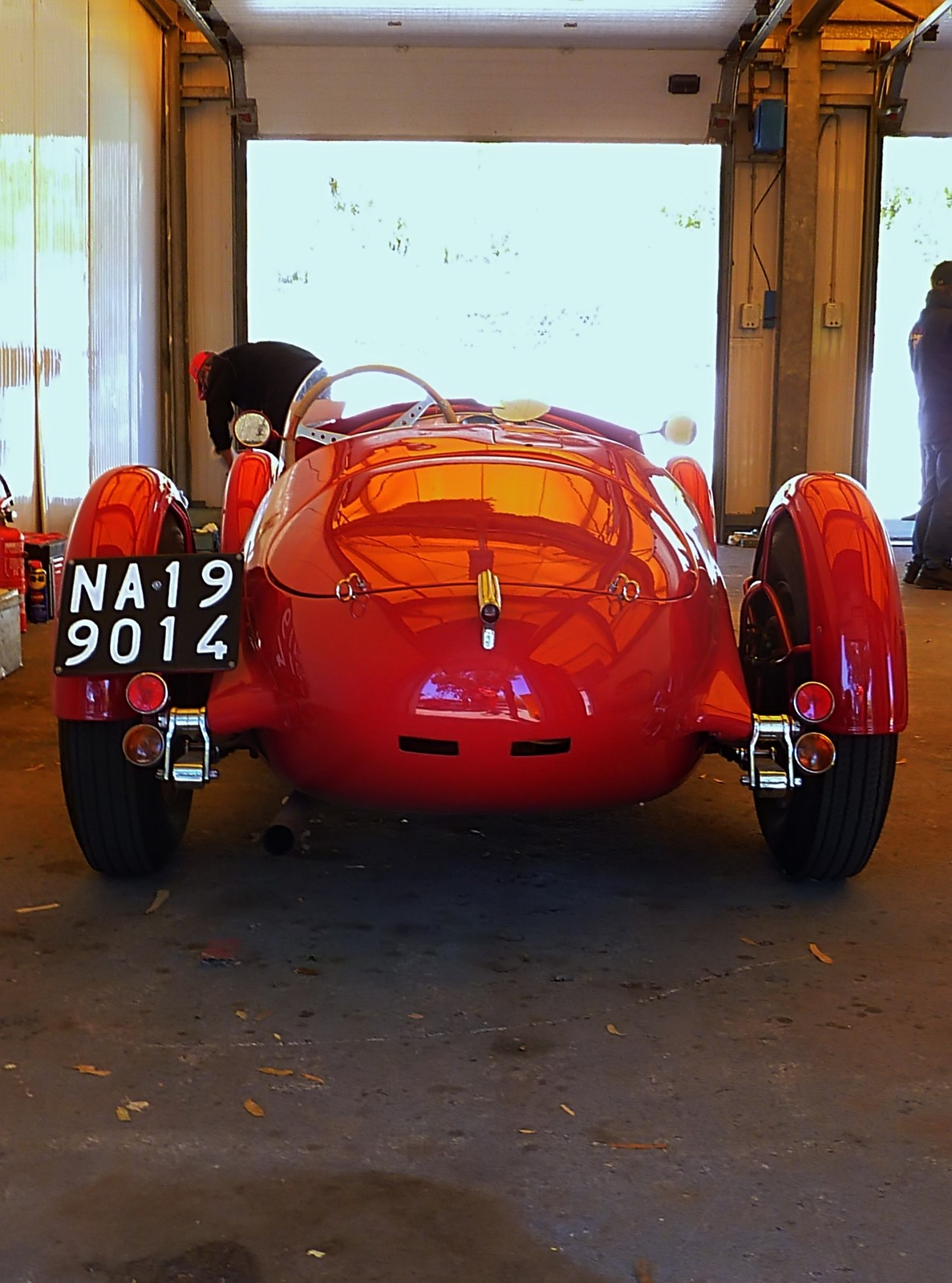 1948 Lancia Aprilia  Paganelli (20)