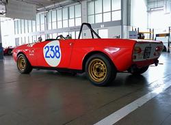 1969 Lancia Fulvia HF Barchetta F&M (Sandro  Munari) (5)
