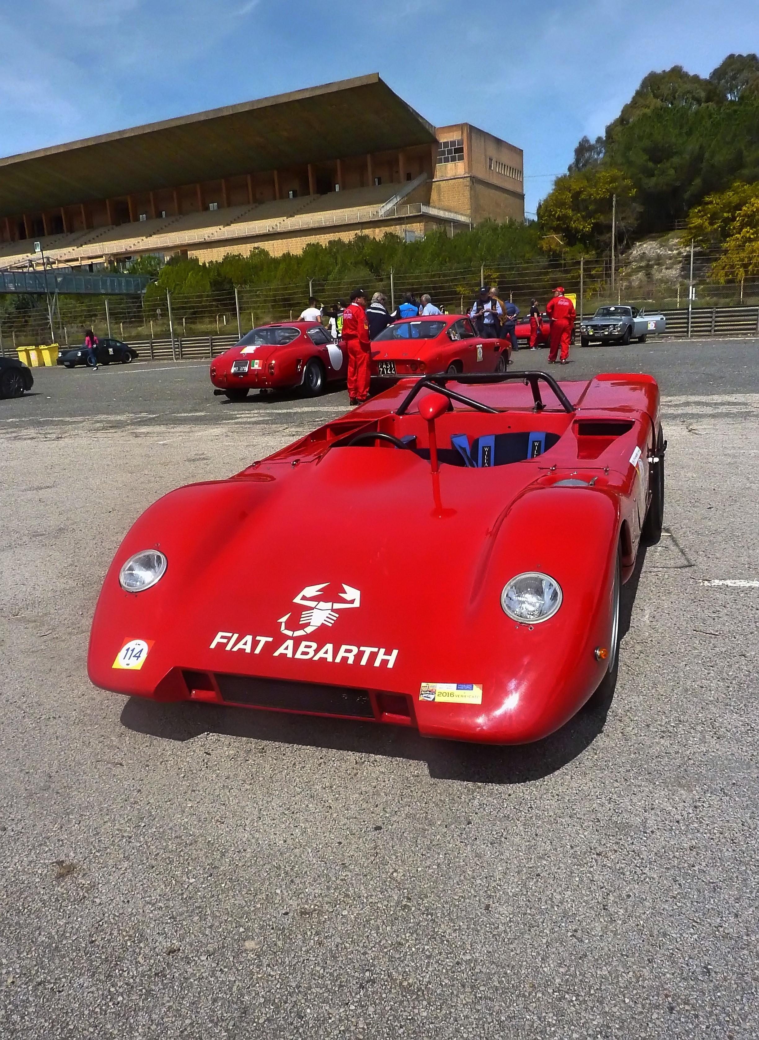 1971 Abarth 1300 SE 018 Biposto Cuneo (14)