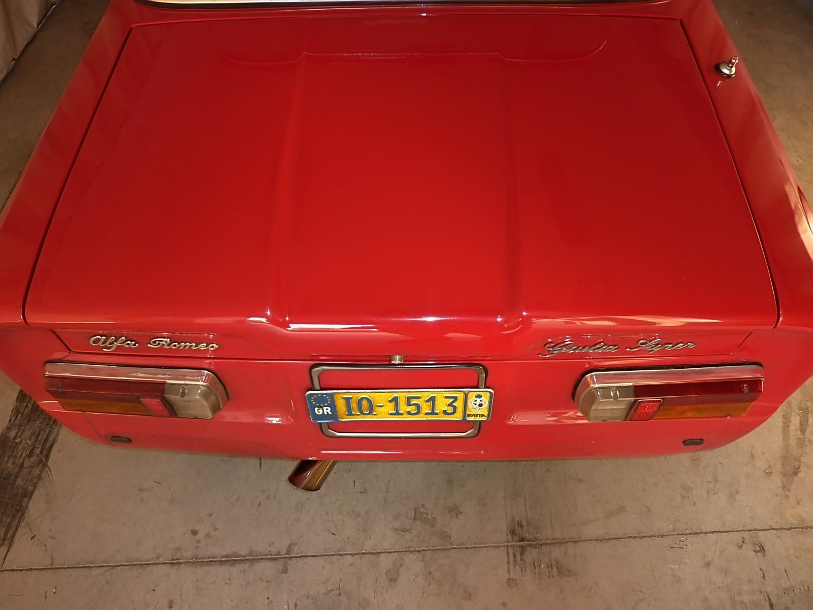 Alfa Romeo Giulia Super (7)
