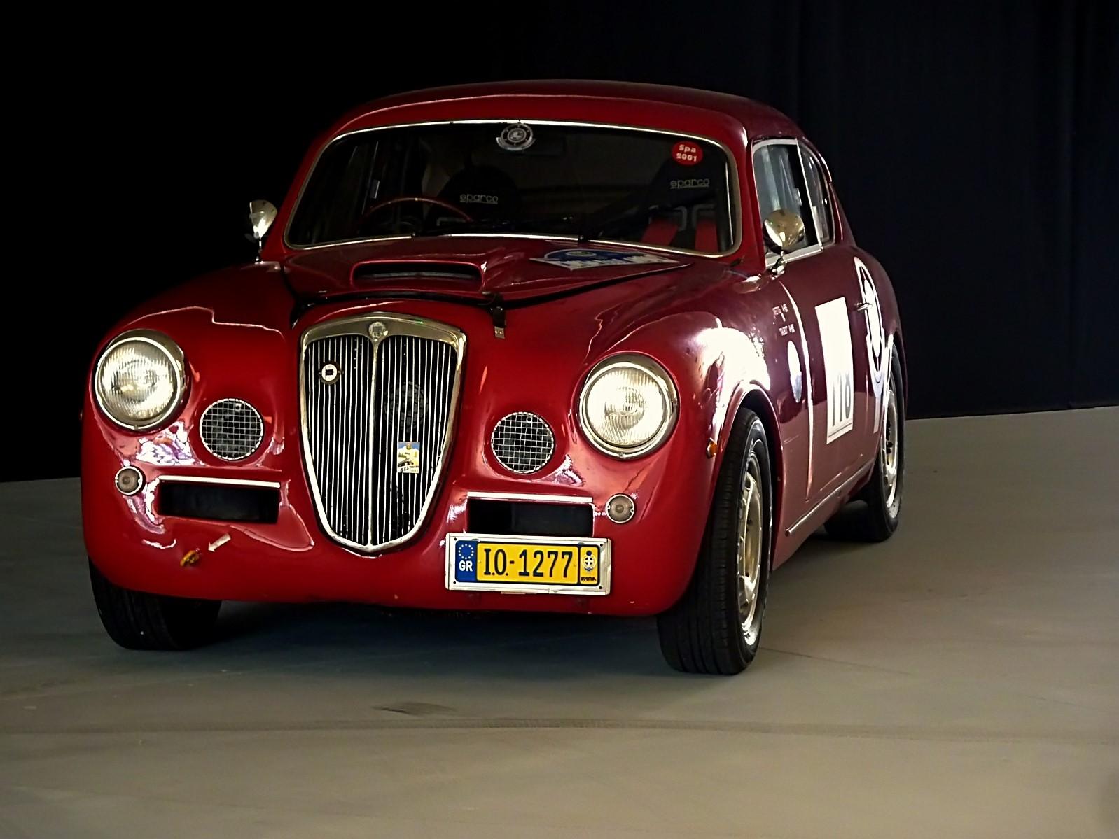 1953 Lancia Aurelia B24 ex L (5)