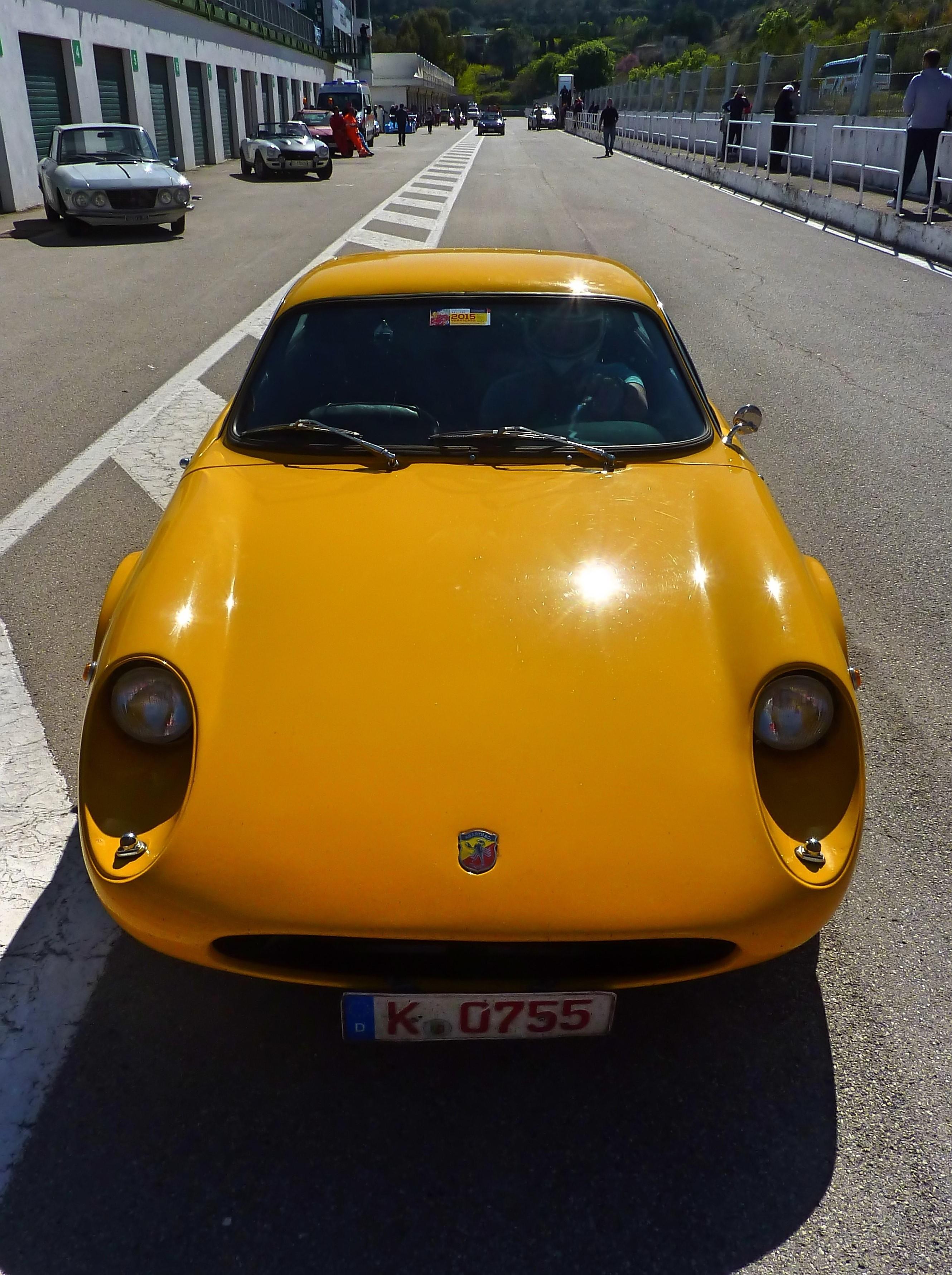 1965 Abarth Simca 2000 GT Corsa Longnose (6)