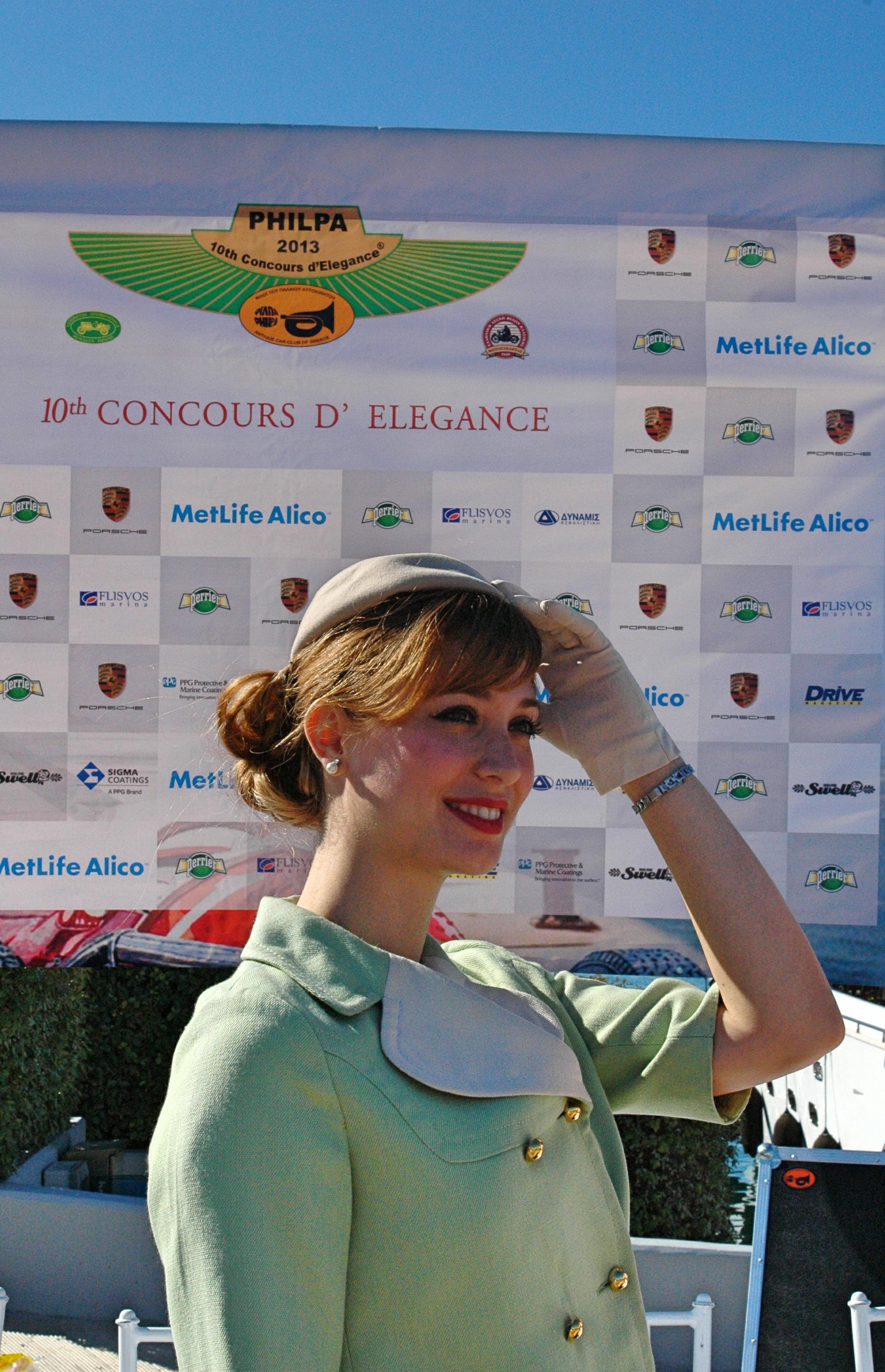 10th Philpa Concours d'Elegance 2013