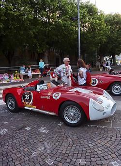 1954 Fiat 1100 Sport Barchetta