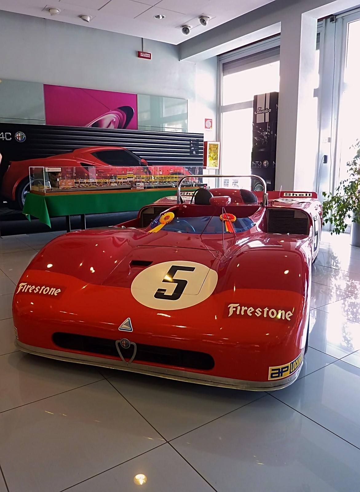 1971 Alfa Romeo T33-3 Spider  (21)