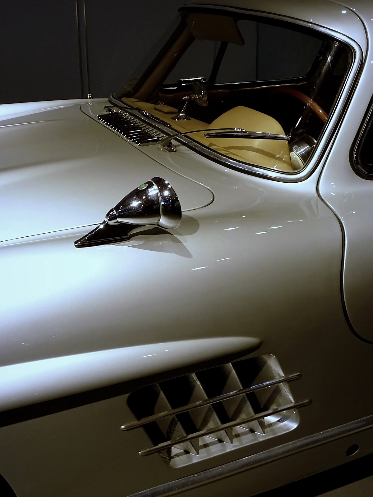 1954 Mercedes-Benz 300SL Gullwing ex.Paul Newman (1)