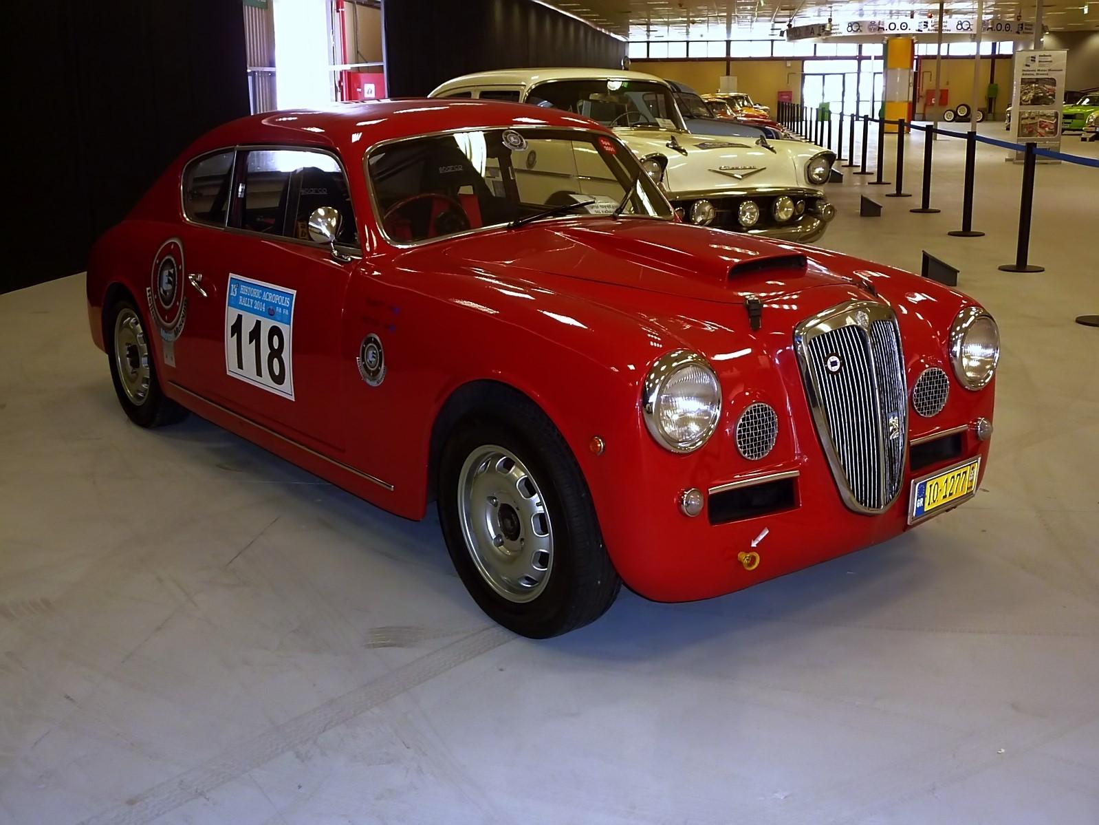 1953 Lancia Aurelia B24 ex L (30)