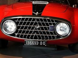 1952 Fiat 8V Vignale Demon Rouge Coupe  (6)