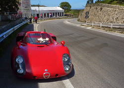 1968 Alfa Romeo T33-2 LeMans(Coda Lunga) (1)