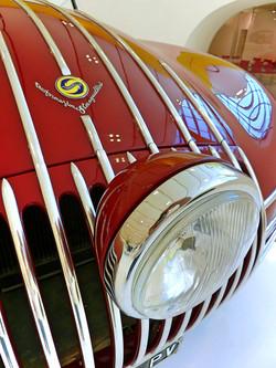 1943 Stanguellini 1100 Barchetta Alla d' Oro  (6)