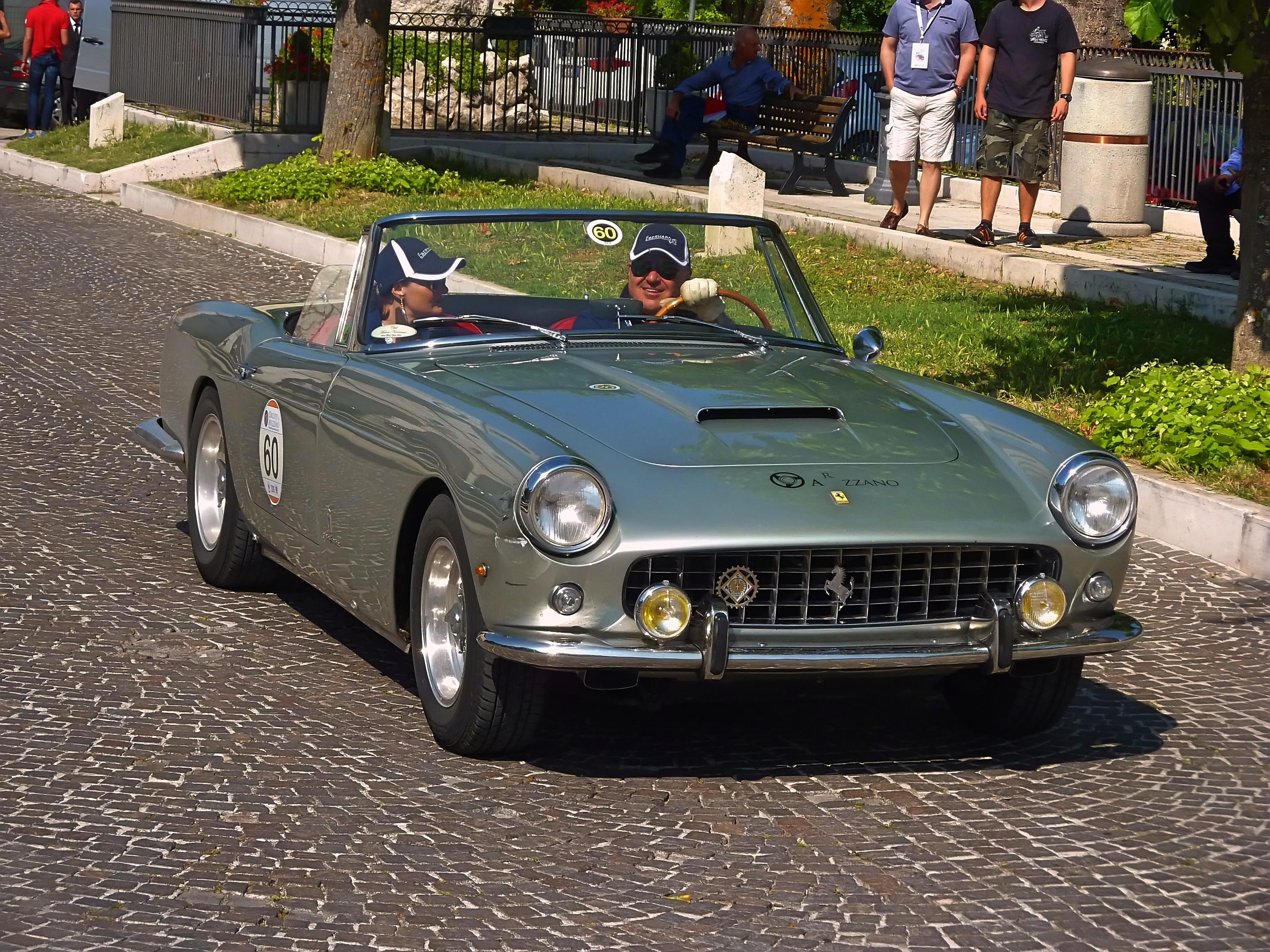 1960 Ferrari 250 GT Cabriolet series II (11)