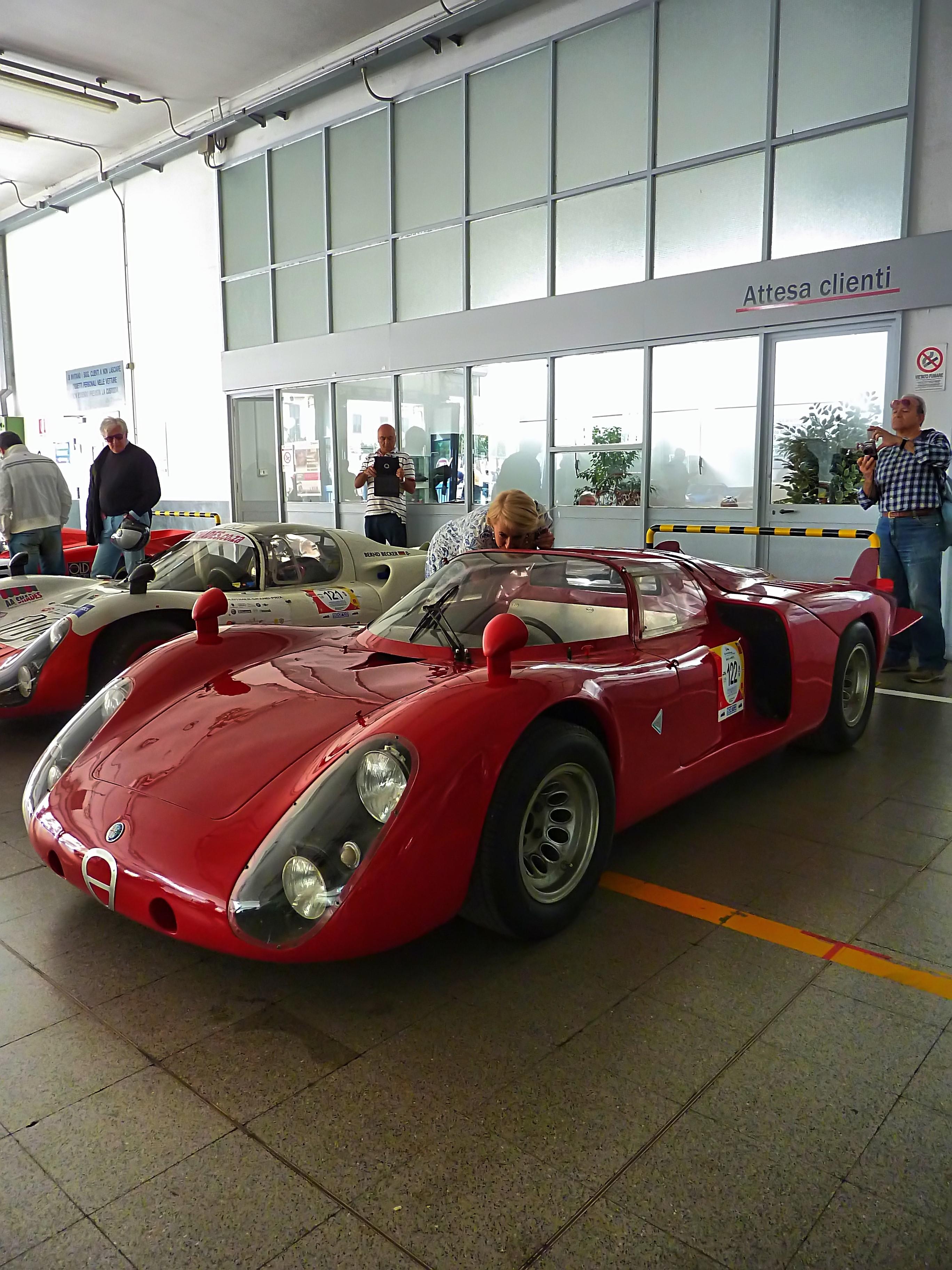 1968 Alfa Romeo T33-2 LeMans(Coda Lunga) (42)