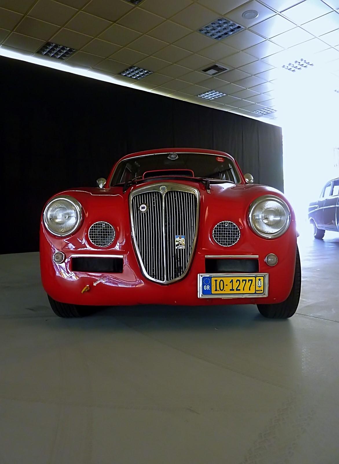 1953 Lancia Aurelia B24 ex L (22)