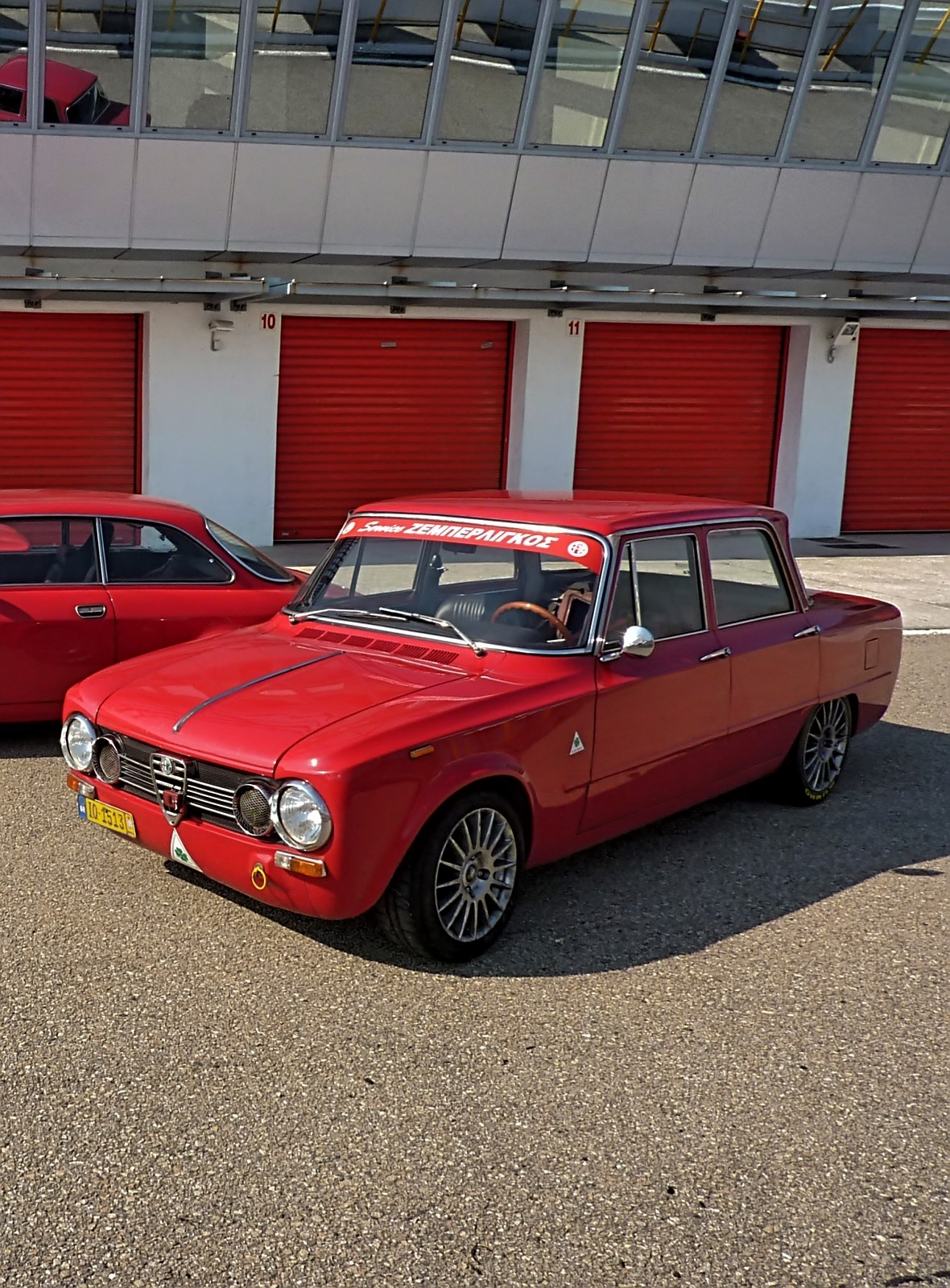 Alfa Romeo Giulia Super (2)