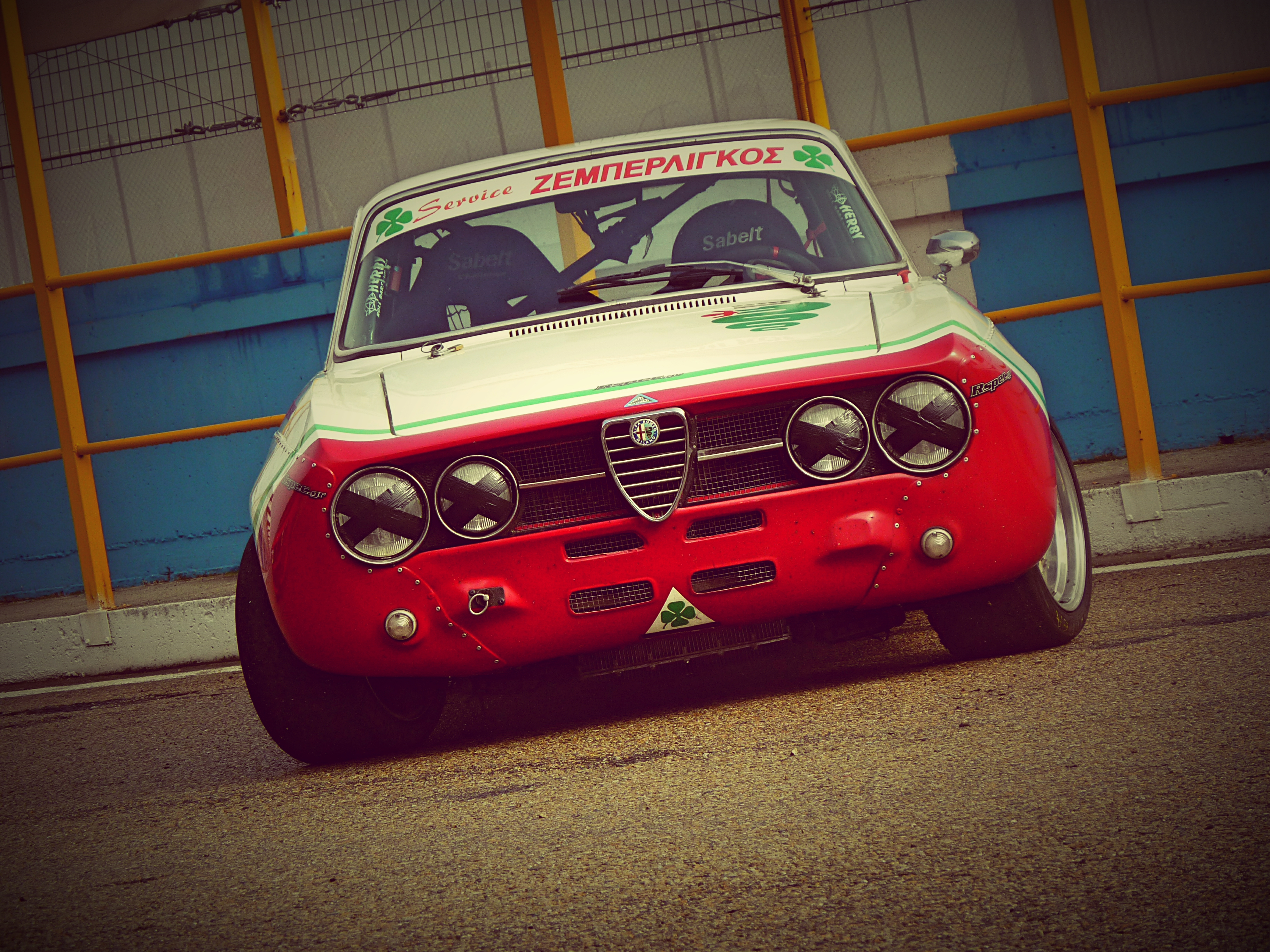1971 Alfa Romeo 1750 GTAm (S.Rokkos)