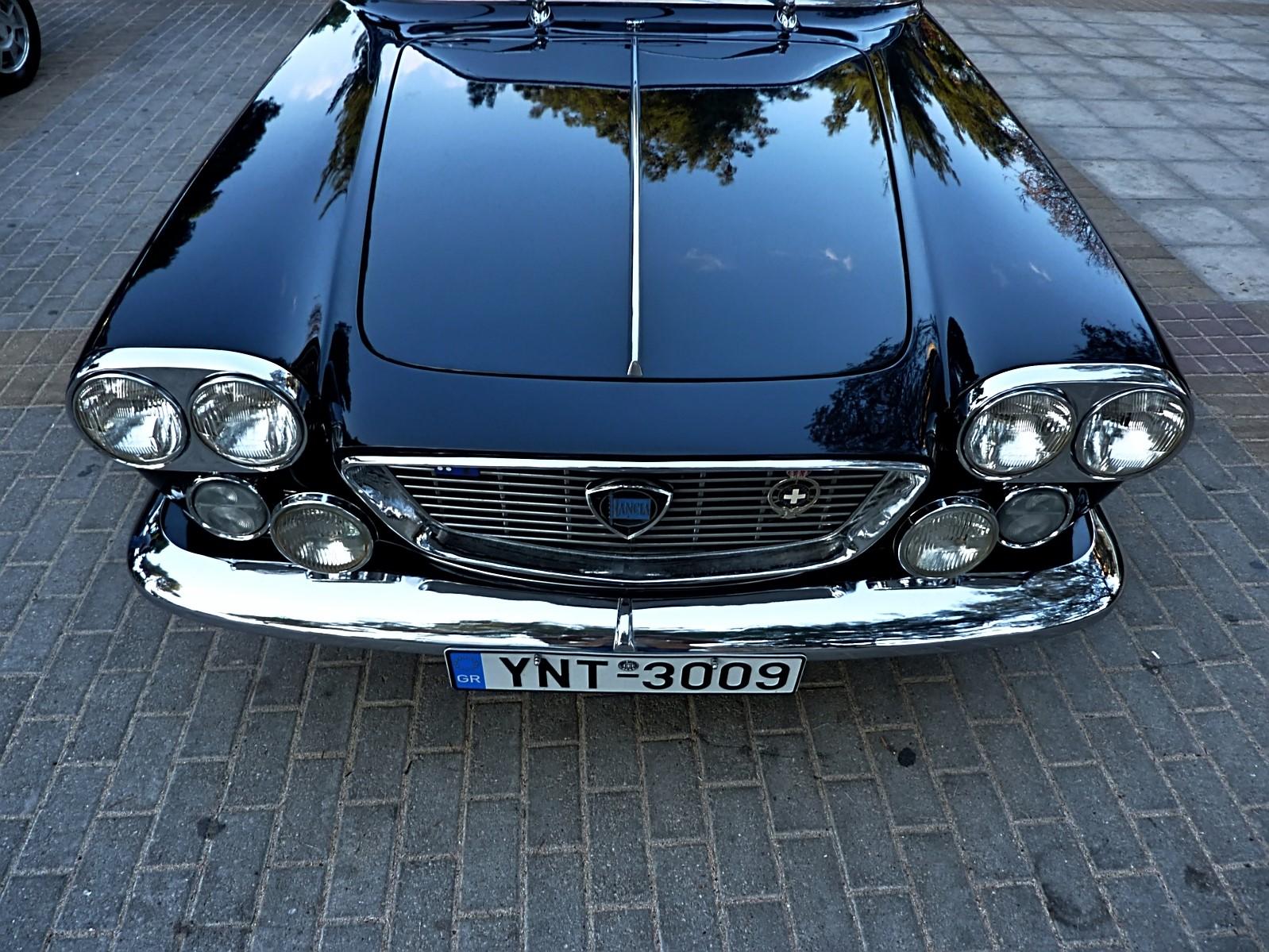 1968 Lancia Flavia PF Iniezione (24)