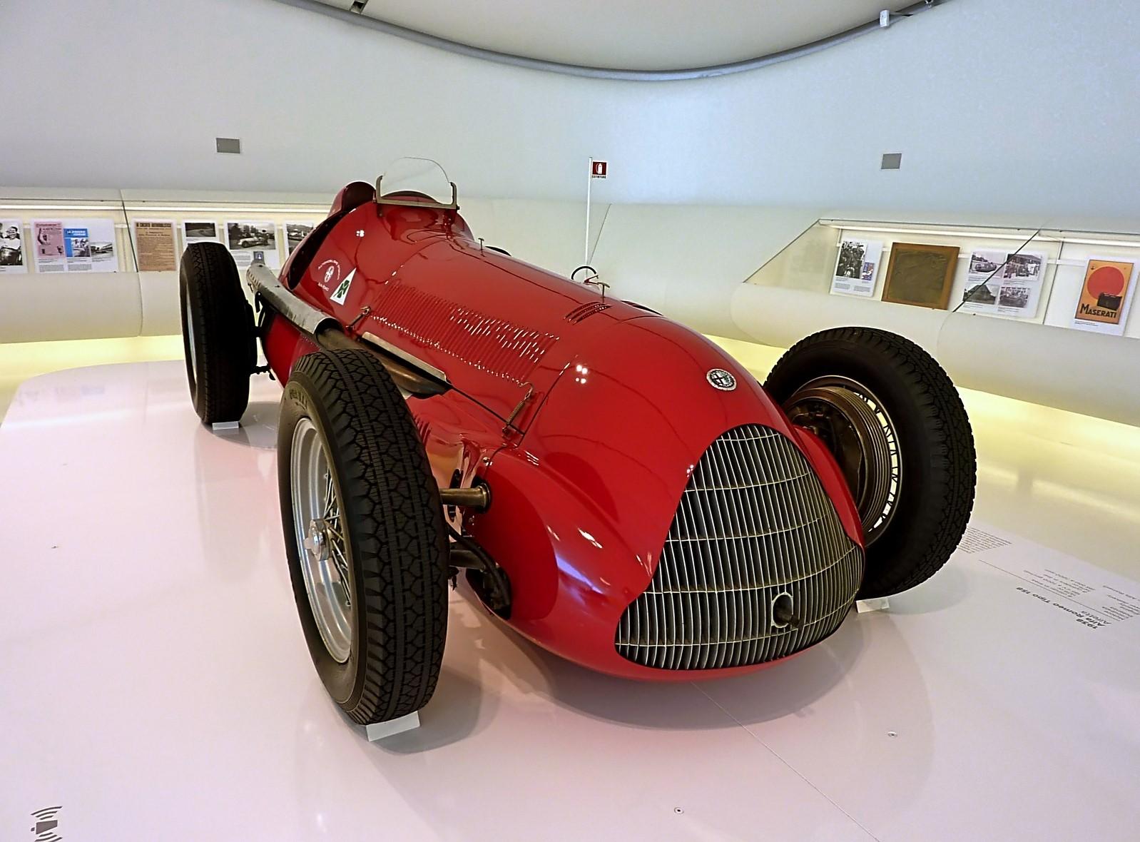 1938 Alfa Romeo Tipo 158 Alfetta  (1)