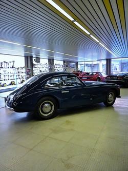1946 Maserati A6 1500 GT 3C Pinin Farina Berlinetta (12)