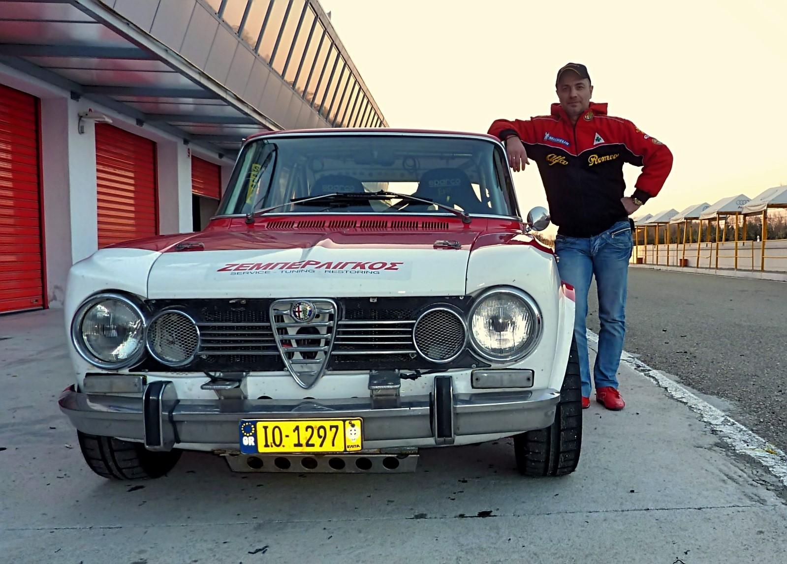 Alfa Romeo Giulia Super (13)