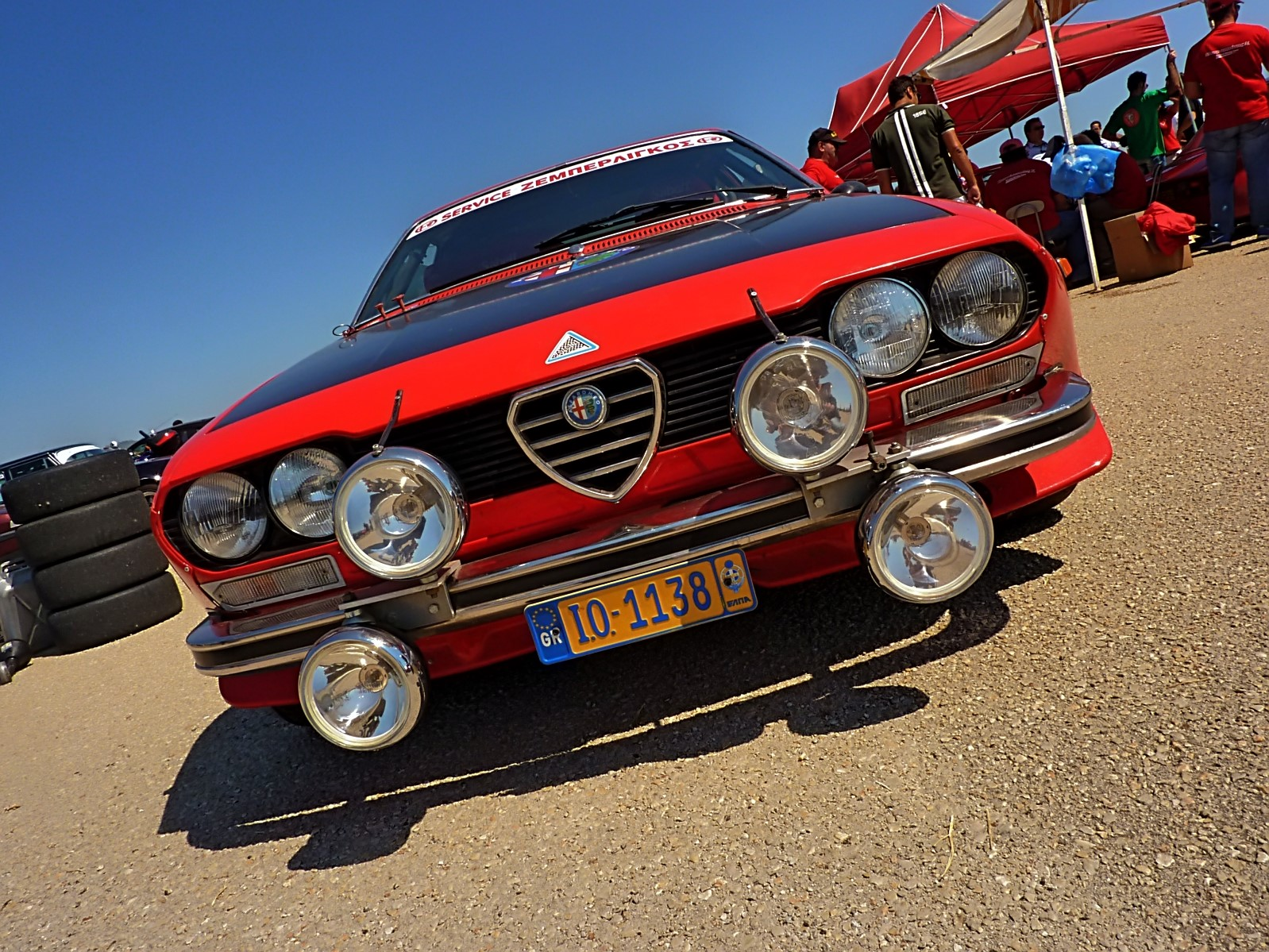 1974 Alfa Romeo Alfetta GT 1800 Group 2 (17)