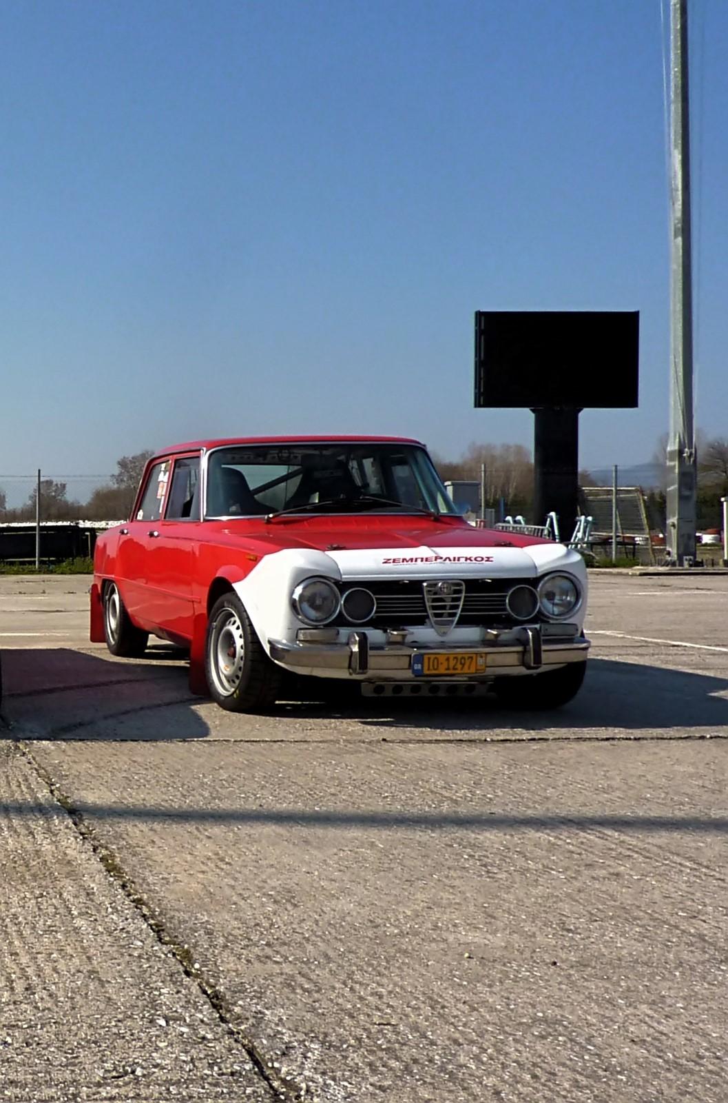 Alfa Romeo Giulia Super (23)