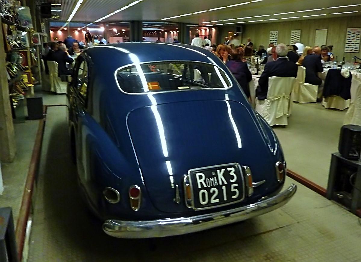 1946 Maserati A6 1500 GT 3C Pinin Farina Berlinetta (10)