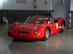 1966  Abarth 1000 SP   (15)