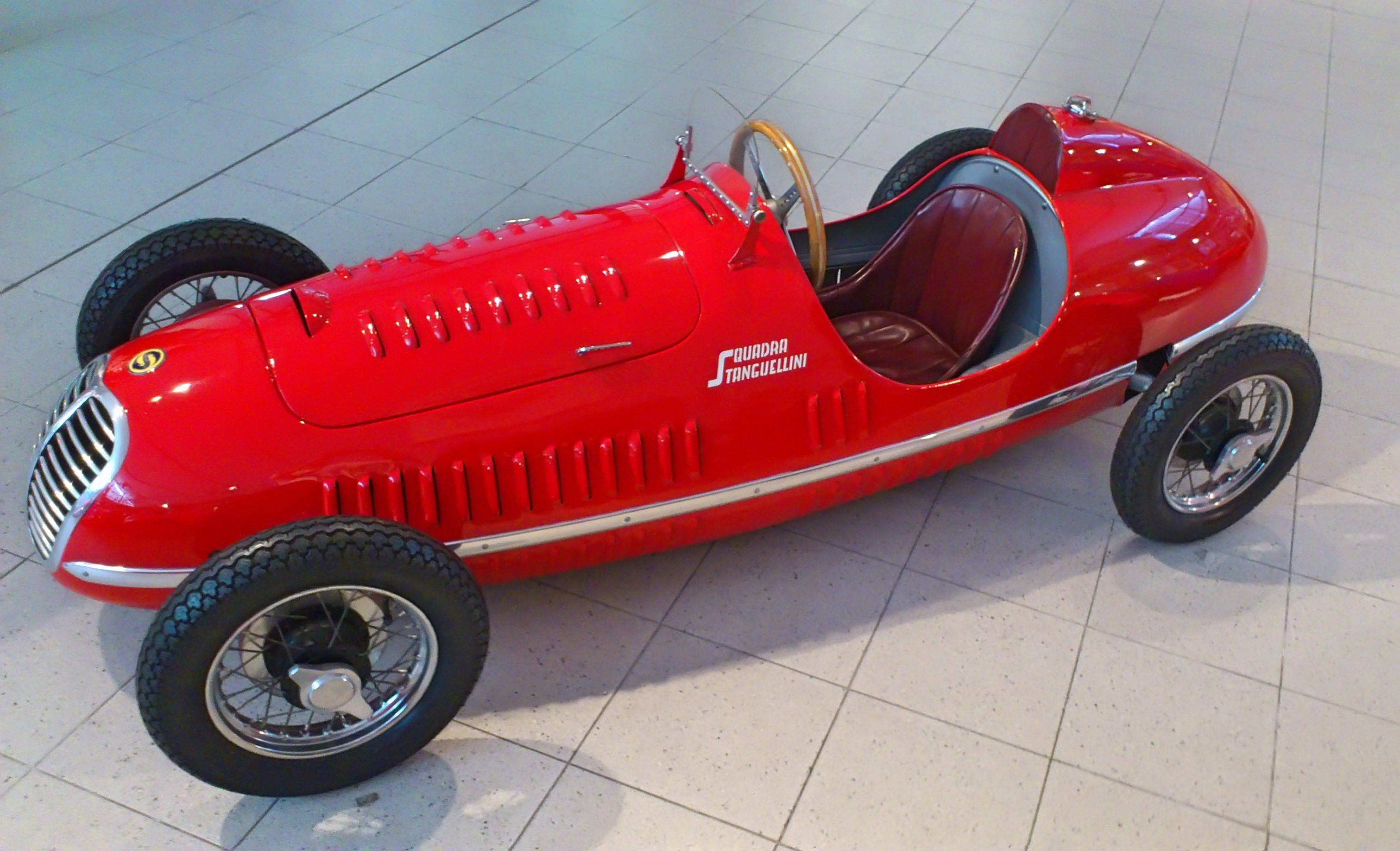 1951 Stanguellini Formula Bambini (4)