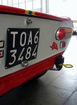 1969 Lancia Fulvia HF Barchetta F&M (Sandro  Munari) (24)